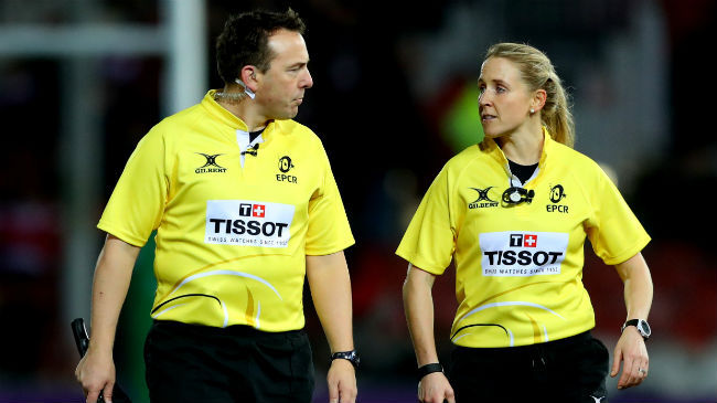 Match Officials Confirmed For Women's Internationals In November