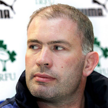 IRFU High Performance Manager Colin McEntee
