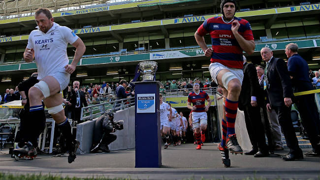 Irish Rugby TV: Ulster Bank League Final Tunnel Cam