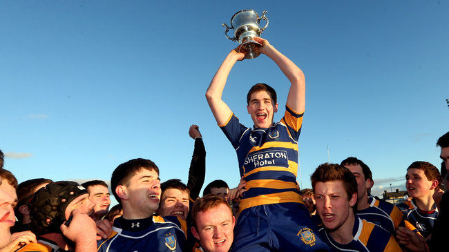 The Connacht Schools Cup finals will be streamed live today