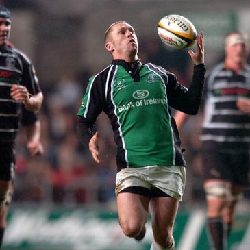 Paul Warwick in action for Connacht