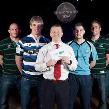 Johnny O'Connor and Gavin Duffy will be captaining the clubs' quiz teams
