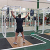 Connacht had been training in a gym which was 50 square metres but the new facility is almost 700 square metres in size