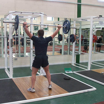 The IRFU / IAWA 2009 Weight Lifting Course has been announced