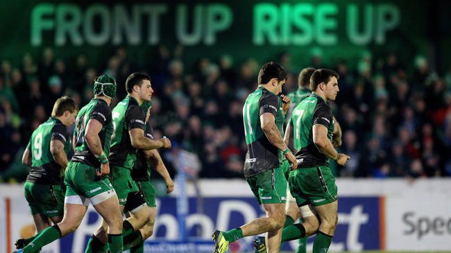 Connacht Set Off For Training Camp In France