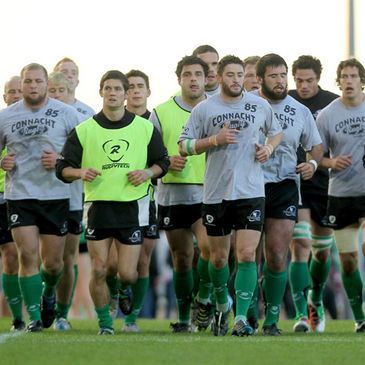 Connacht are scheduled to host Aironi Rugby on Friday