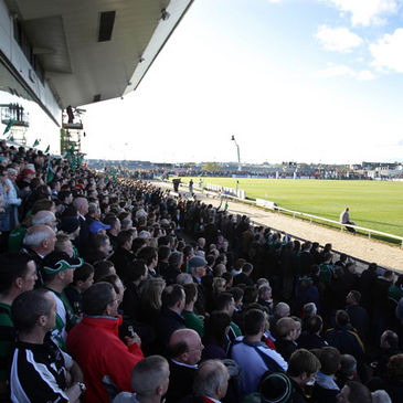 A large crowd is expected at the Sportsground for the visit of Ulster