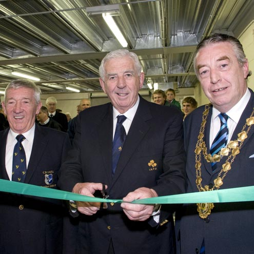 Official Opening Of Connacht's New Gym, The Sportsground, Sunday, November 9, 2008