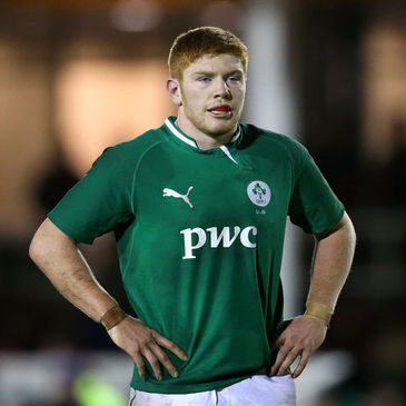 Ireland Under-20 international Conor Joyce
