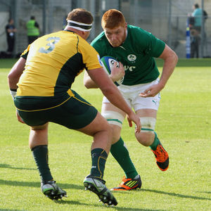 Ireland Under-20s 19 Australia Under-20s 15, Stade de la Rabine, Vannes, France, Wednesday, June 5, 2013