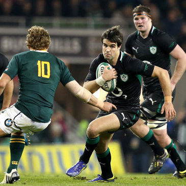 Conor Murray in action against South Africa