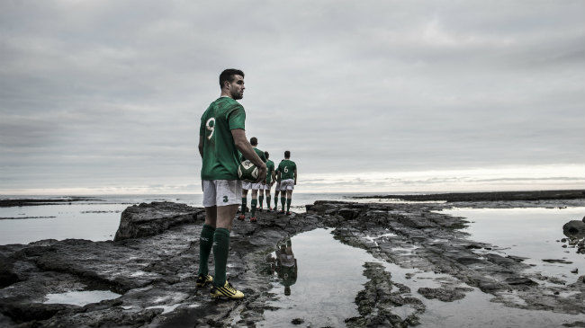 Irish Rugby And Dove Men+Care Renew Partnership