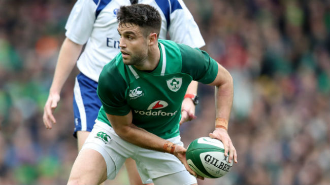 Conor Murray has signed a contract extension with the IRFU until 2022