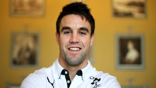 Munster and Ireland's Conor Murray