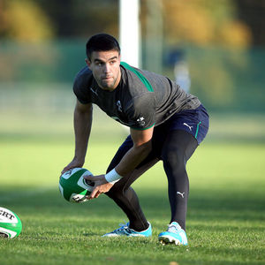 Ireland Squad Training Session At Carton House, Maynooth, Friday, November 22, 2013