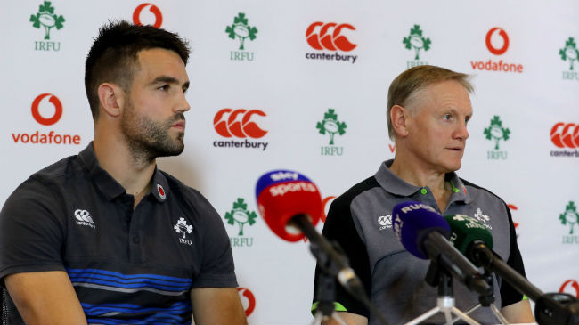 Ireland Down Under: Team Announcement Press Conference