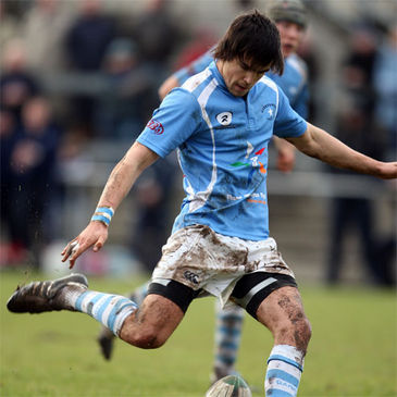 Garryowen's goal-kicking scrum half Conor Murray
