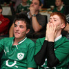 There were some tense moments for the watching fans at Malahide RFC before Ireland pulled away from the USA in the second half