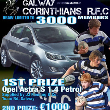 Saturday is a big day for Galway Corinthians RFC