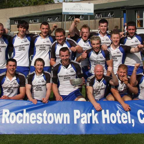 Cork Con Win the 2010 Corck Charity Cup