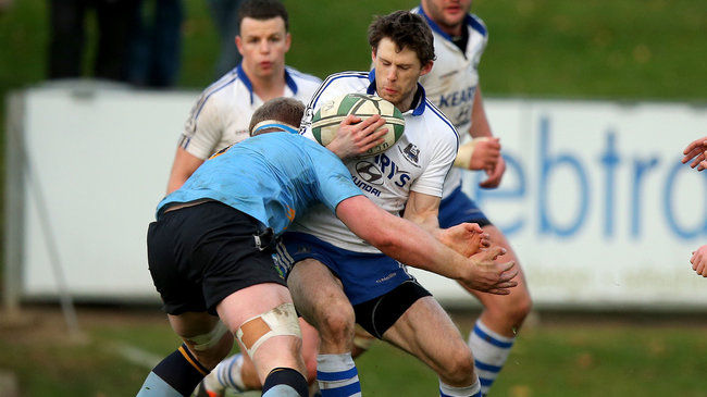 Cork Con and UCD collide in the Bateman Cup final