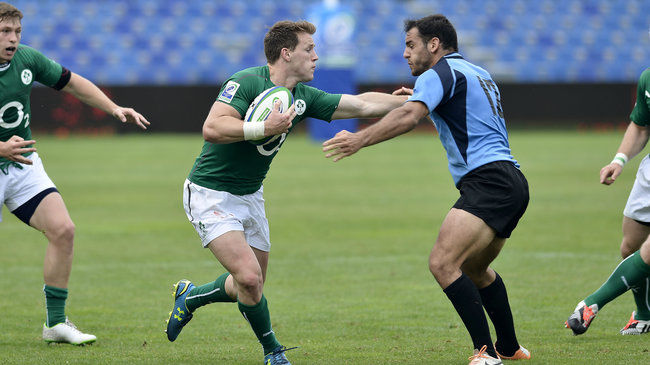 In Pics: Emerging Ireland 51 Uruguay 3