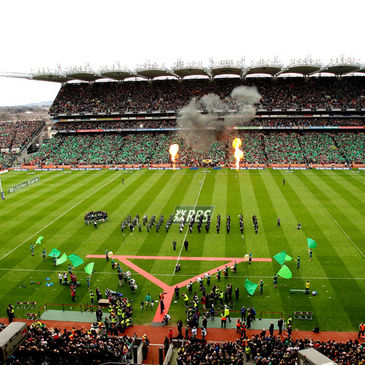 Ireland are hoping to bow out at Croke Park on a high