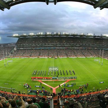 Follow all the action live from Croke Park
