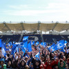 More than 5,500 supporters turned out at the Dublin 4 venue to salute the 2010/11 Heineken Cup champions
