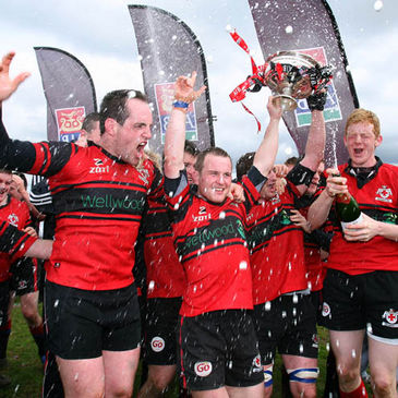 Tullamore are the reigning AIB Junior Cup champions