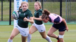 Under-18 Women's Home Nations Sevens Tournament - Round 1, University Of Edinburgh, Peffermill, Edinburgh, Scotland, Saturday, July 7-Sunday, July 8, 2018