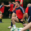 Former Garryowen hooker Damien Varley has returned from London Wasps this summer to take up a contract with Munster