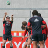 Last weekend's game against London Irish marked Damien Varley's first Heineken Cup start