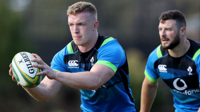 Ireland Down Under: Leavy Raring To Go In Melbourne