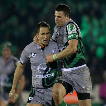 Connacht will compete once more in the Heineken Cup