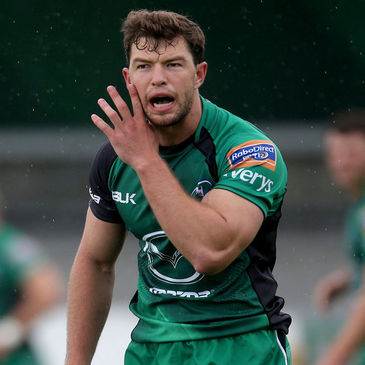 Connacht's Danie Poolman