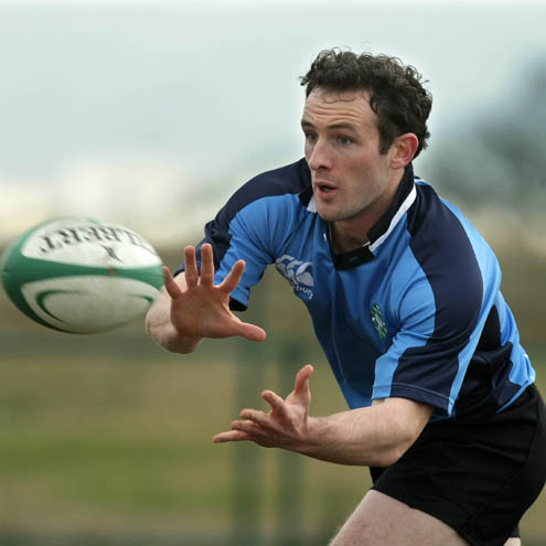 Danny Riordan had a successful trial with Munster