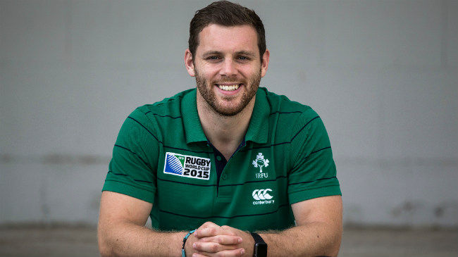 Irish Rugby TV: Darren Cave On His RWC Selection