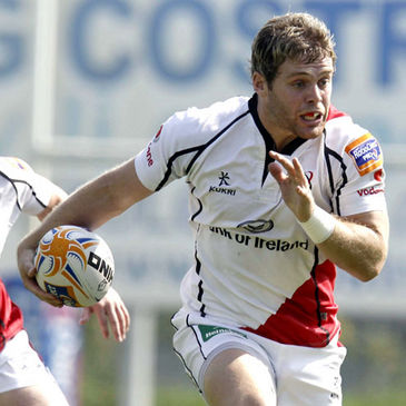 Darren Cave will start for Ulster against Benetton Treviso