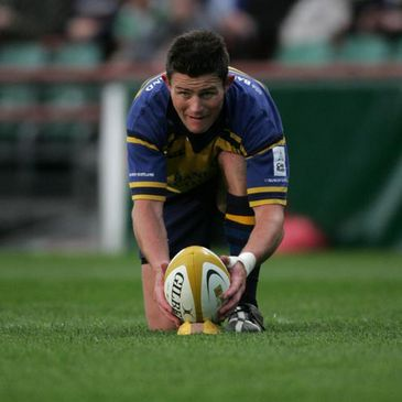 David Holwell has rejoined Leinster