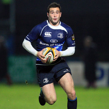 David Kearney in action for Leinster