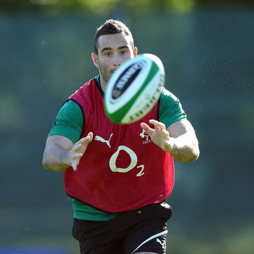 David Kearney is one of three uncapped players in the Ireland squad