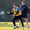 David Kearney is likely to start on the wing for Leinster this weekend if Brian O'Driscoll and Eoin O'Malley are not declared fit to face Clermont Auvergne