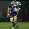 Winger David Kearney raced through in the 28th minute to score Leinster's opening try in their home win over Benetton Treviso