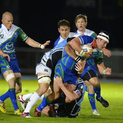 Photos of Connacht's RaboDirect PRO12 encounter with Glasgow Warriors