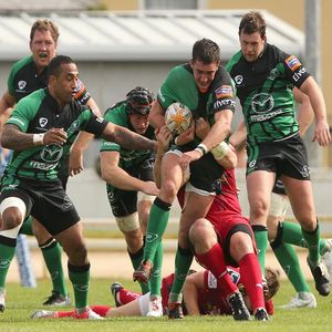 Connacht 11 Scarlets 24, The Sportsground, Saturday, September 15, 2012