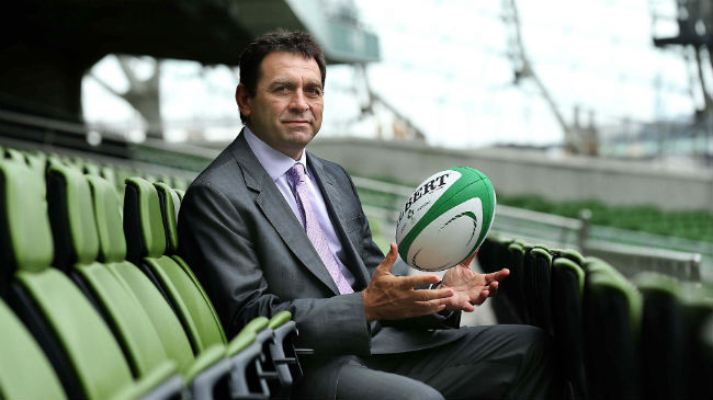 IRFU Performance Director Announces Entry Into Men's Sevens