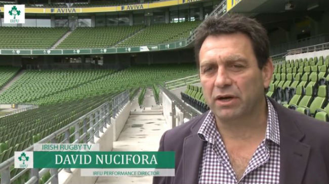 Irish Rugby TV: David Nucifora On Sevens Rugby