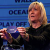 Debbie Jevans, the Chief Executive of England Rugby 2015, picked out Ireland during the pool allocation draw in London