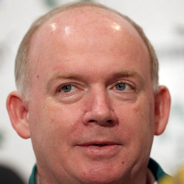Ireland head coach Declan Kidney